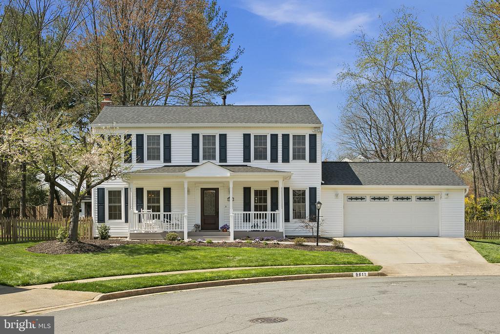 Welcome home! - 9611 GLENARM CT, BURKE