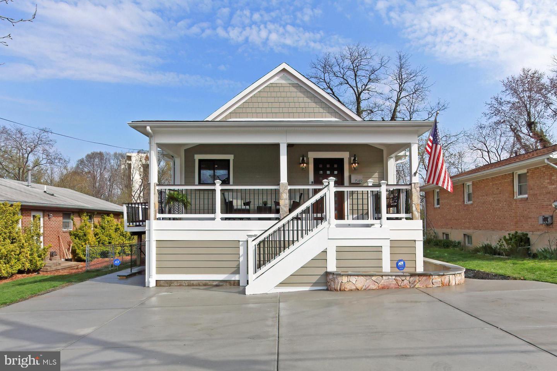 1549 11TH STREET, ARLINGTON, Virginia 22204, 3 Bedrooms Bedrooms, ,3 BathroomsBathrooms,Residential,For Sale,11TH,VAAR178726