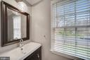 Main Level Half Bath - 1500 N KENILWORTH ST, ARLINGTON