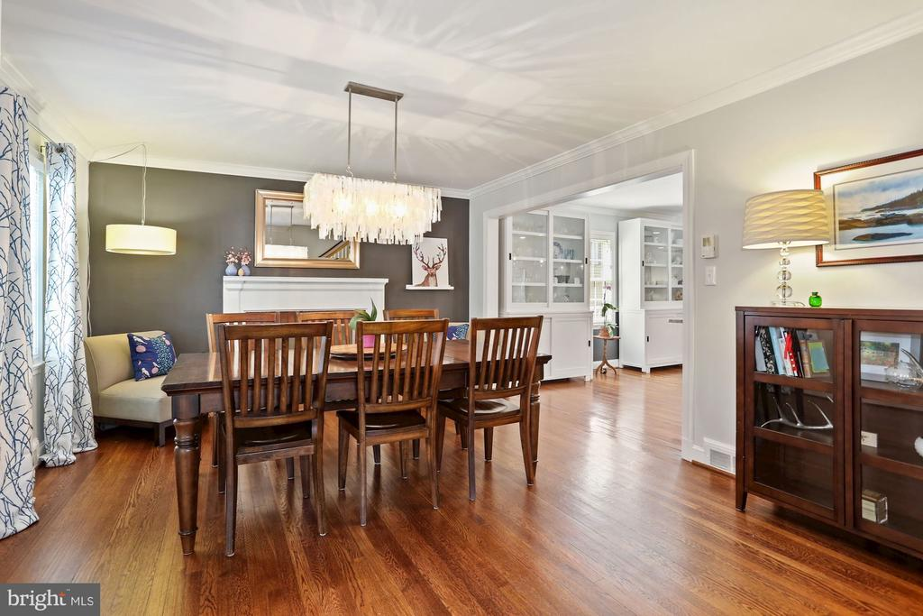 Dining Room - 1500 N KENILWORTH ST, ARLINGTON