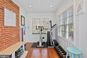 Workout Room/Den - 1500 N KENILWORTH ST, ARLINGTON