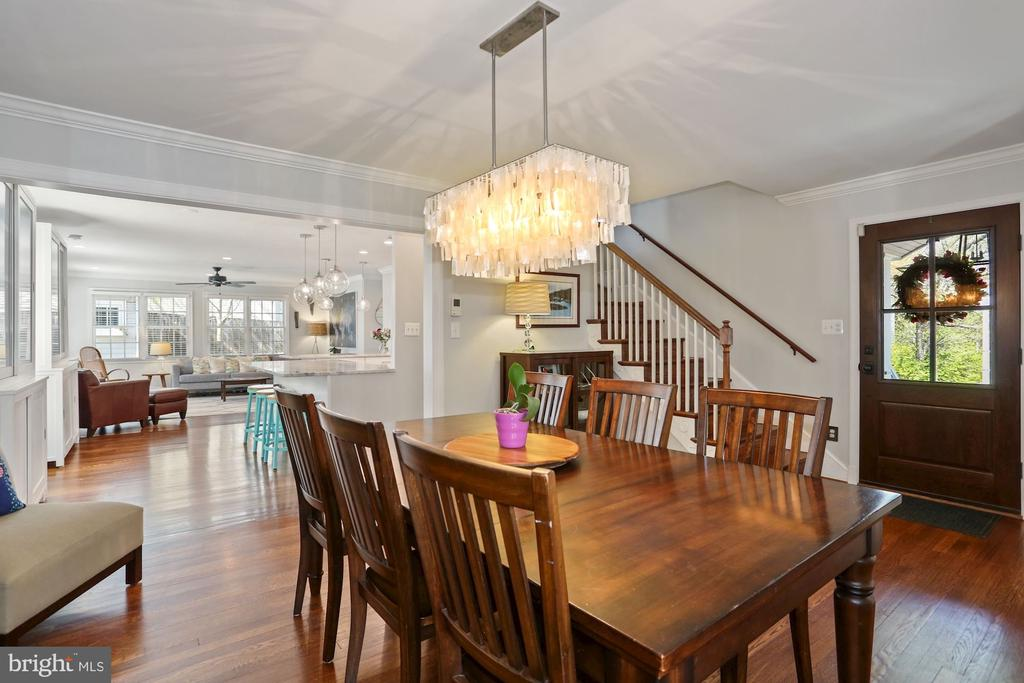 Spacious Dining Room - 1500 N KENILWORTH ST, ARLINGTON