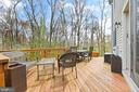 Parkland Views-Large Deck/Storage area - 16 MCPHERSON CIR, STERLING