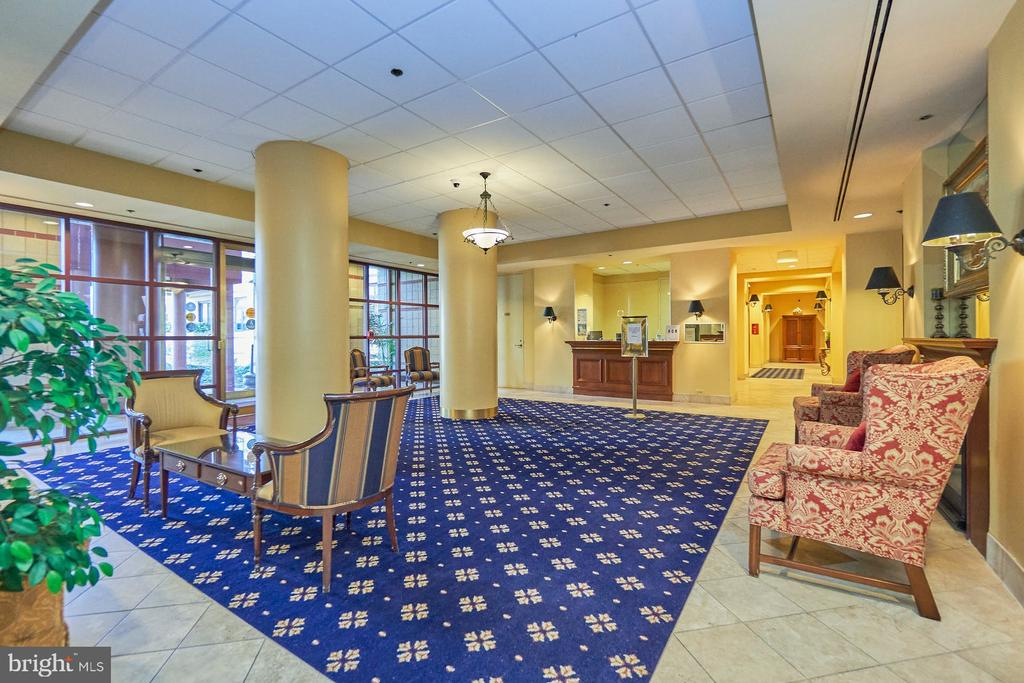 Lobby - 2400 CLARENDON BLVD #214, ARLINGTON