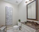 Powder Room - 10303 FOREST MAPLE RD, VIENNA