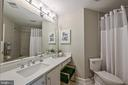 Ensuite Bath for Bedroom Two - 10303 FOREST MAPLE RD, VIENNA