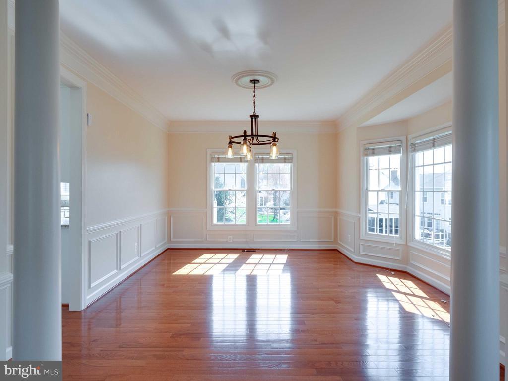 Formal dining room - 20443 STONE SKIP WAY, STERLING
