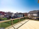 Amazing views from the deck - 20443 STONE SKIP WAY, STERLING