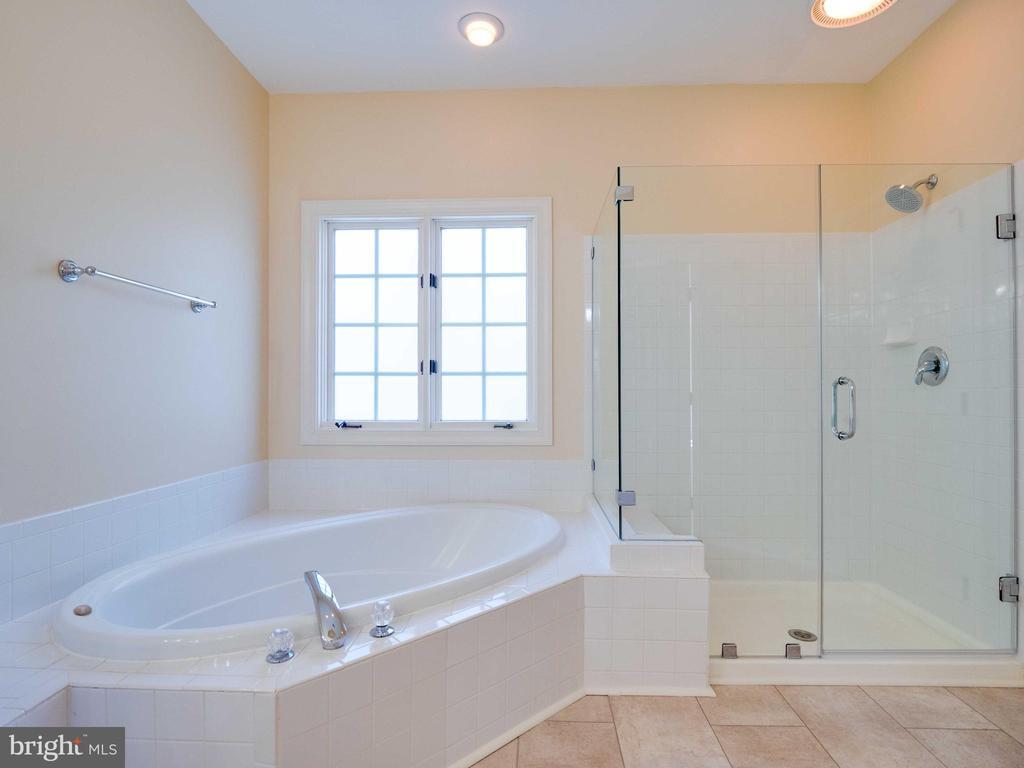 Primary Bath - 20443 STONE SKIP WAY, STERLING