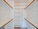 Primary Closet - 20443 STONE SKIP WAY, STERLING