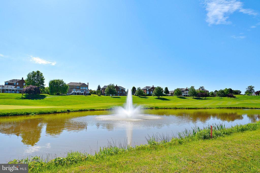 Championship Golf Course - 19979 BELMONT STATION DR, ASHBURN
