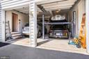 Total Garage spaces - 5 (Lifts removable) - 18315 SEA ISLAND PL, LEESBURG