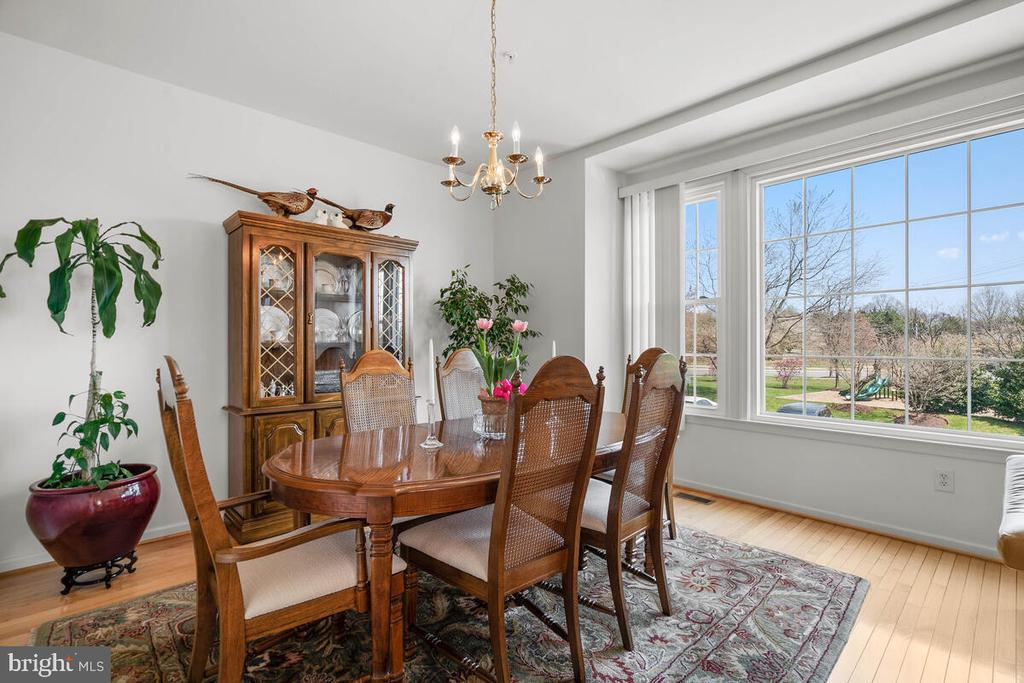 Main Level Dining Room - 18022 ROCKINGHAM PL, GERMANTOWN