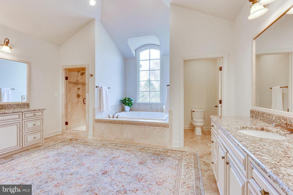 Master Suite Bath - 10515 VALE RD, OAKTON