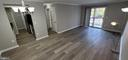 Dining/Living Room.2 - view from the front door - 14905 RYDELL RD #204, CENTREVILLE