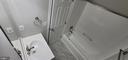 Bathroom - Refinished Bath, New Tile Flooring - 14905 RYDELL RD #204, CENTREVILLE