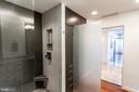 Primary bath - 1530 KEY BLVD #128, ARLINGTON