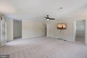 3- windows, Master suite; light & great wall space - 11935 RIDERS LN, RESTON