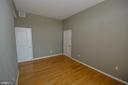 Bedroom #2 - 1830 FOUNTAIN DR #1206, RESTON