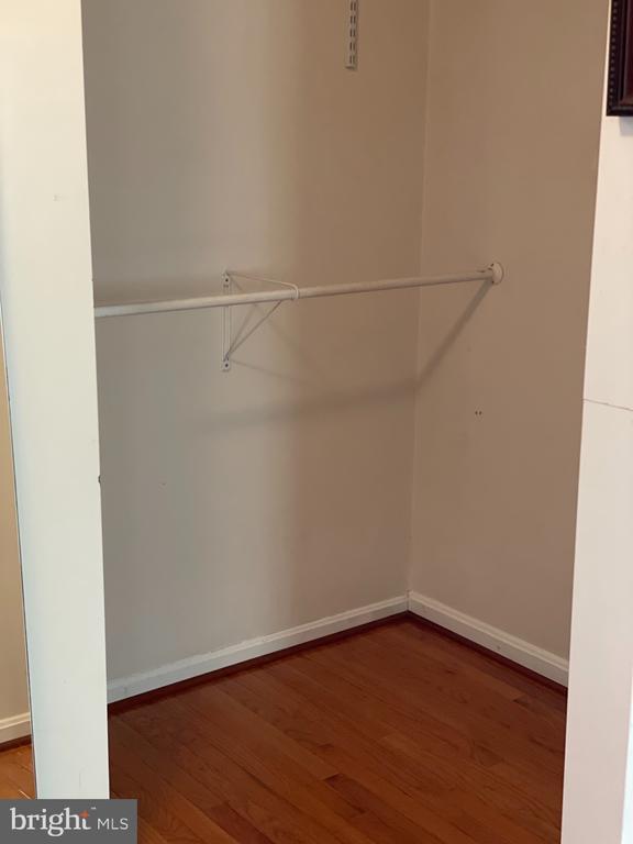 Primary closet - 5853 KARA PL, BURKE