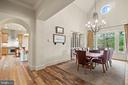 See the charming round window? - 817 MACKALL, MCLEAN