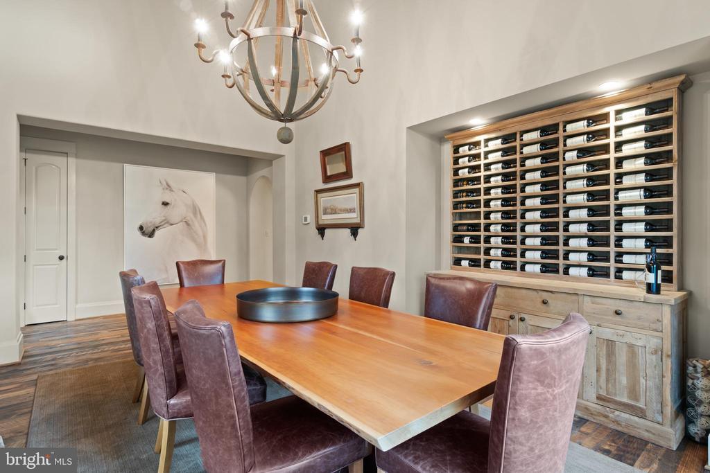 Elegant Wine Storage - 817 MACKALL, MCLEAN