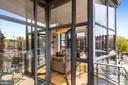 Private Balcony - 1413 P ST NW #302, WASHINGTON