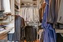 Master Suite - Walk In Closet - 1413 P ST NW #302, WASHINGTON