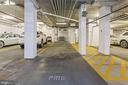2 Car Parking + Storage - 1413 P ST NW #302, WASHINGTON