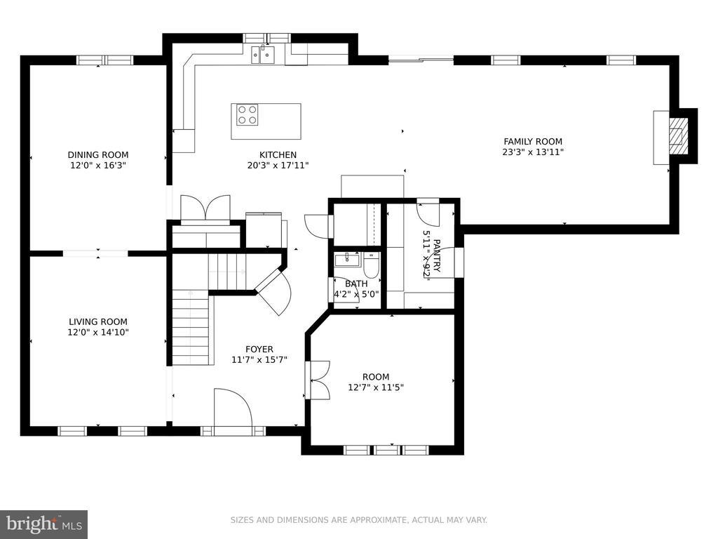Upper Level Floor Plan - 42969 DEER CHASE PL, ASHBURN