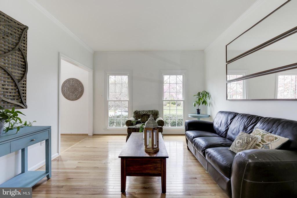 Formal Living Room - 42969 DEER CHASE PL, ASHBURN