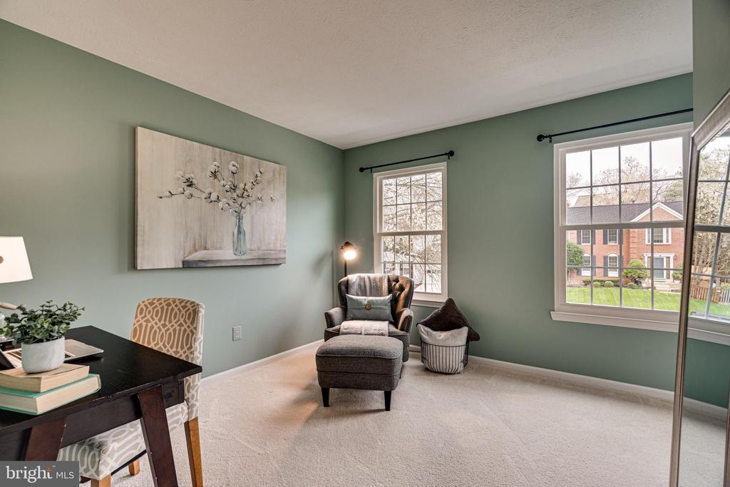 or relish the extra primary suite space - 14721 PICKETS POST RD, CENTREVILLE