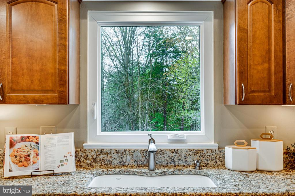 You are going to love the view from your kitchen - 14721 PICKETS POST RD, CENTREVILLE