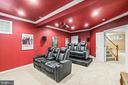 Theater Equipment & Furniture Convey - 4170 MCCLOSKEY CT, CHANTILLY