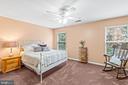 Bedroom 2 - 4170 MCCLOSKEY CT, CHANTILLY