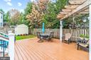 Deck and Shed - 4170 MCCLOSKEY CT, CHANTILLY