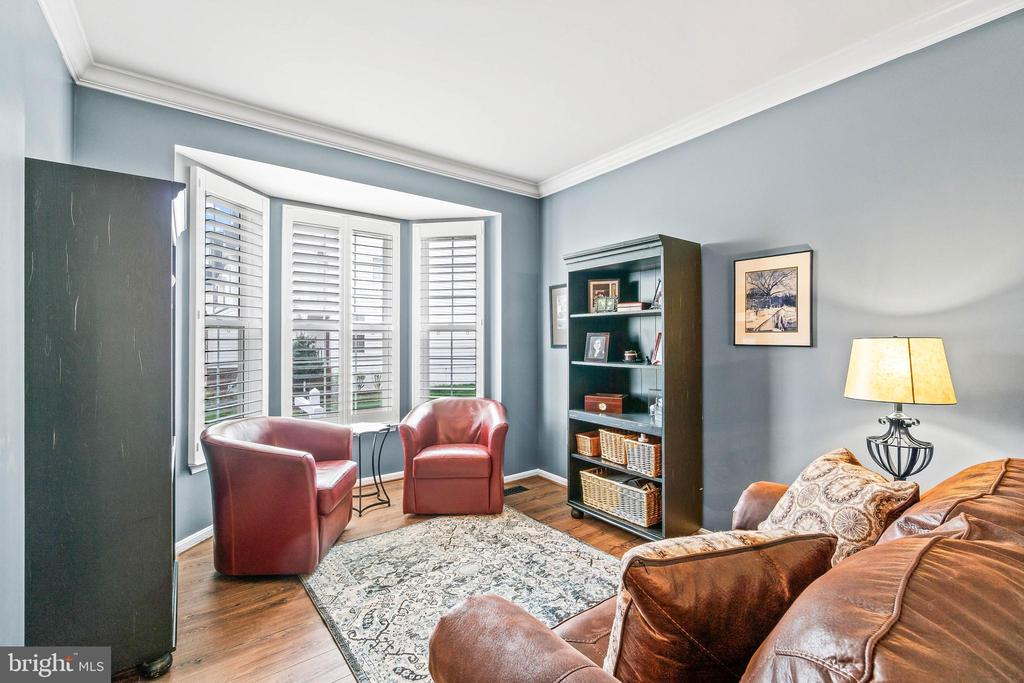 Living Room - 4170 MCCLOSKEY CT, CHANTILLY