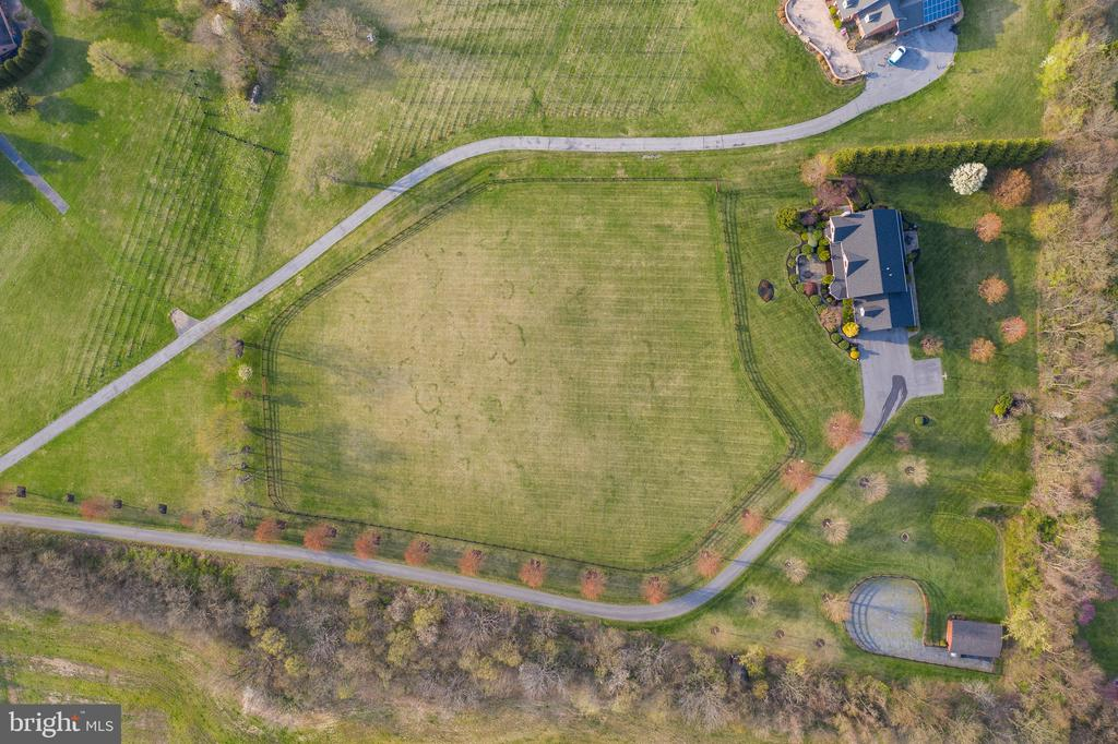 Aerial View - 8329 MYERSVILLE RD, MIDDLETOWN