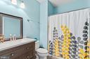 Full Bath in Lower Level - 42791 FLANNIGAN TER, CHANTILLY