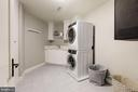 Laundry Room - 2660 CONNECTICUT AVE NW #6D, WASHINGTON
