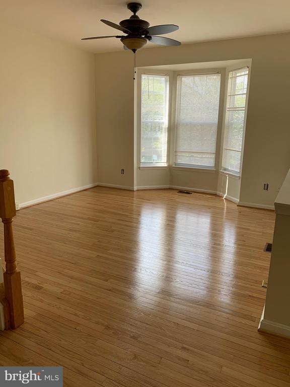 Living Room - 11436 ABNER AVE, FAIRFAX