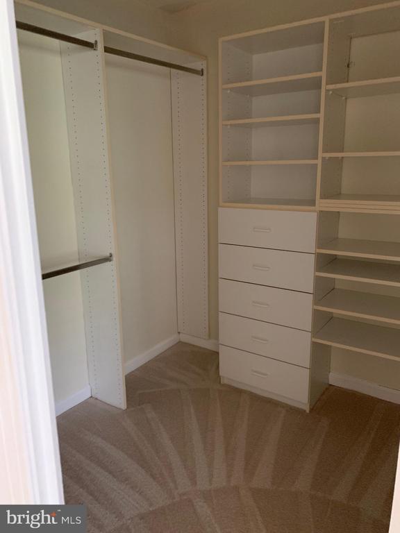 Primary Bedroom Walk In Closet - 11436 ABNER AVE, FAIRFAX