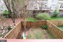 Fenced in Back Yard - 20487 MORNINGSIDE TER, STERLING