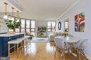 Luxury corner unit with floor to ceiling windows - 888 N QUINCY ST #802, ARLINGTON
