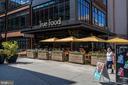 Enjoy dining al fresco - 888 N QUINCY ST #802, ARLINGTON