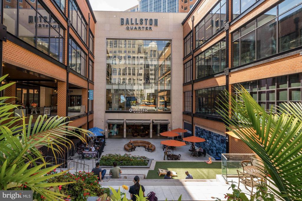 Located in the heart of Ballston - 888 N QUINCY ST #802, ARLINGTON