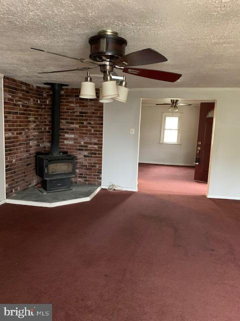 Living room - 17320 MINE RD, DUMFRIES