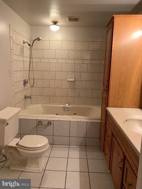 Full bath - 17320 MINE RD, DUMFRIES