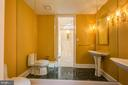 Main Level Powder Room - 220 VIERLING DR, SILVER SPRING