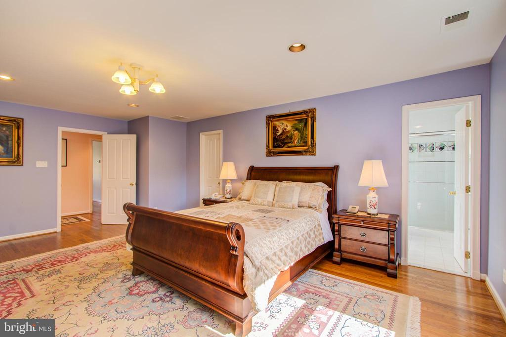 One of Four Large Bedrooms Upstairs - 220 VIERLING DR, SILVER SPRING